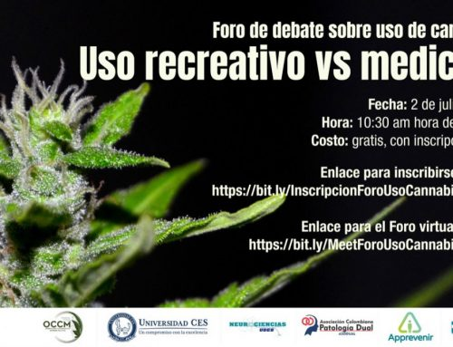 Foro de debate sobre el cannabis. Uso recreativo vs Medicinal.