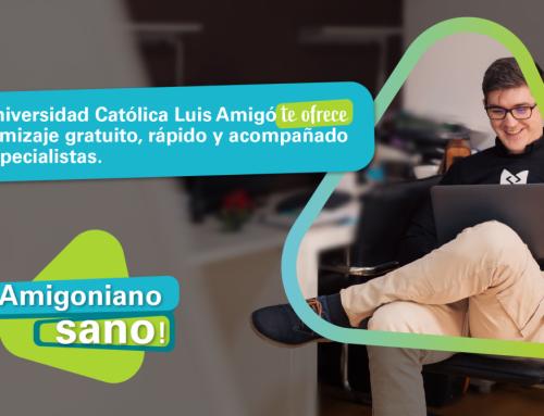 Amigoniano sano, una campaña de sensibilización.
